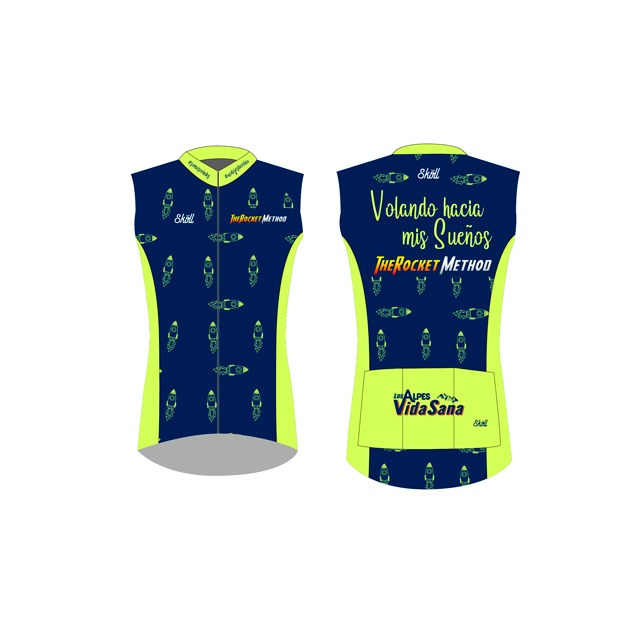 Chaleco bike ropa